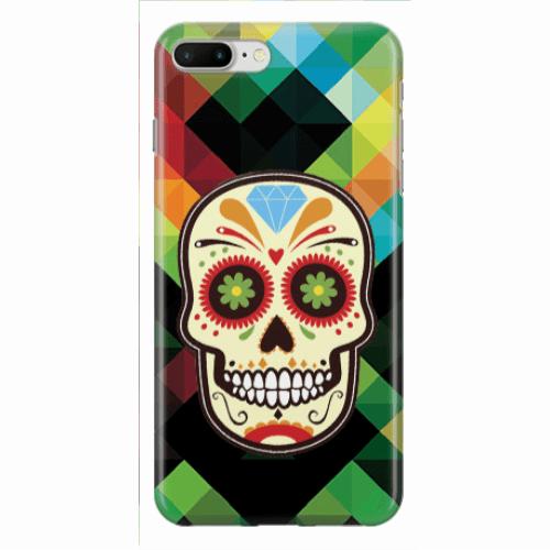 Capa de Celular Caveira Mexicana 11