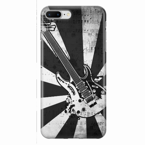 Capa de Celular Guitar Art 01