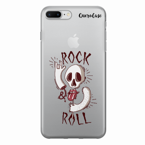 Capa de Celular Rock n Roll