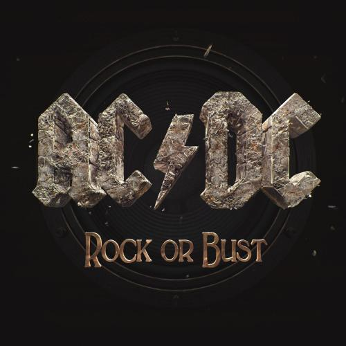 Cd Ac/dc - Rock or Bust