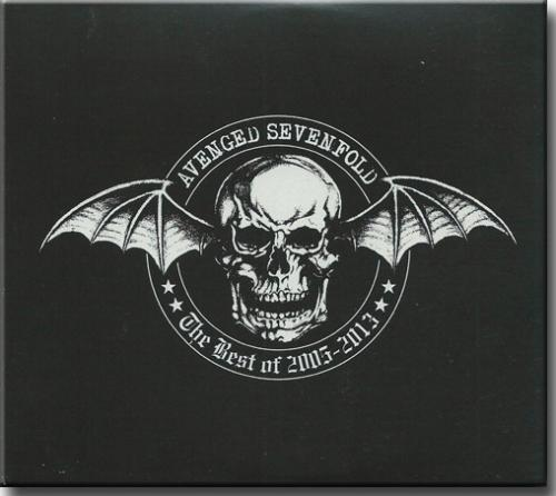Cd Avenged Sevenfold - The Best of 2005-2013 (duplo)