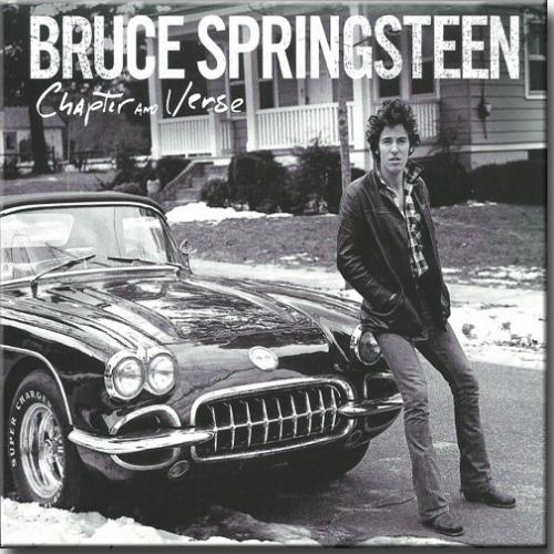 Cd Bruce Springsteen - Chapter And Verse