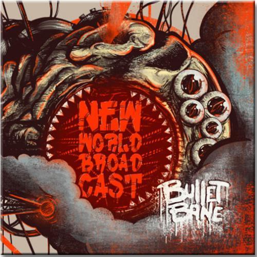 Cd Bullet Bane - New World Broadcast