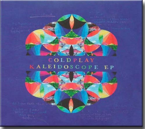 Cd Coldplay - Kaleidoscope (ep)
