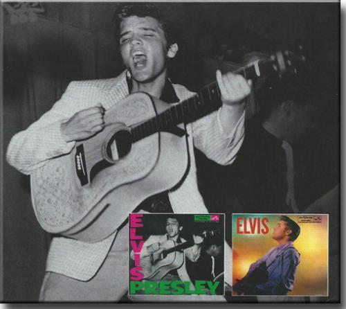 Cd Elvis Presley - Elvis