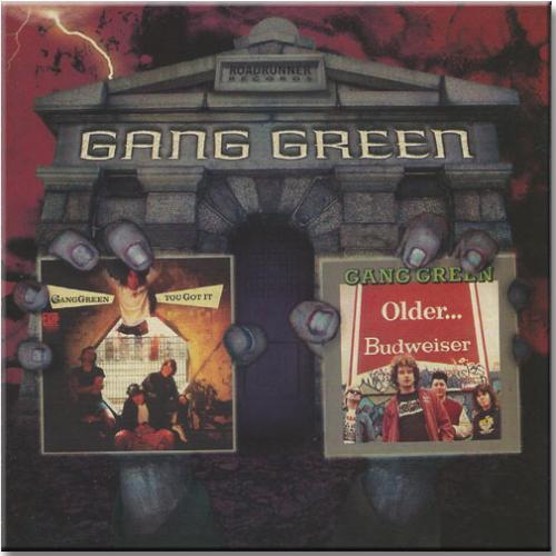 Cd Gang Green - You Got it / Older