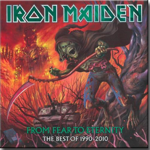 Cd Iron Maiden - From Fear to Eternity The Best