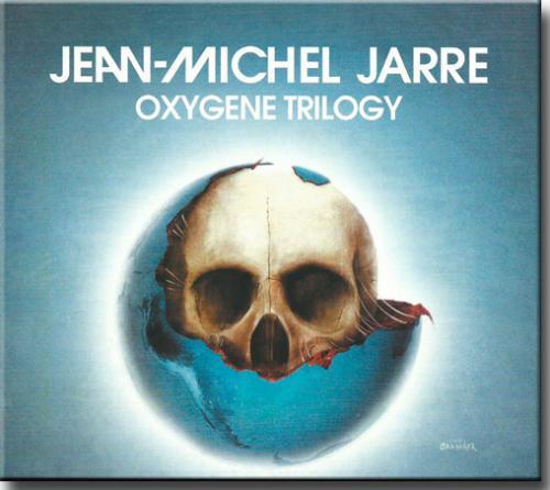 Cd Jean Michel Jarre - Oxygene Trilogy (3cds)