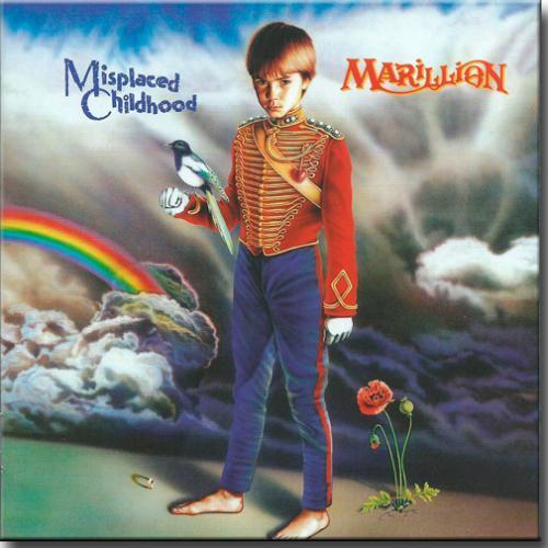 Cd Marillion - Misplaced Childhood
