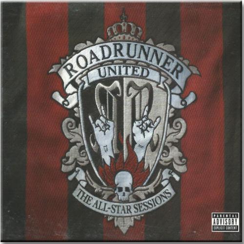 Cd Roadrunner United The All Star - Diversos Intern (cd+dvd)