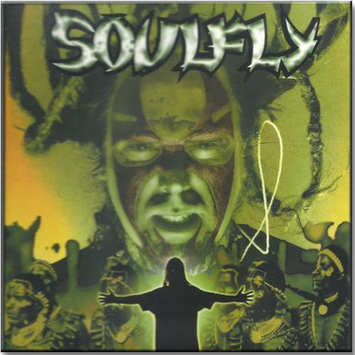 Cd Soulfly (cd Duplo) - to God, The Most High Soulfly