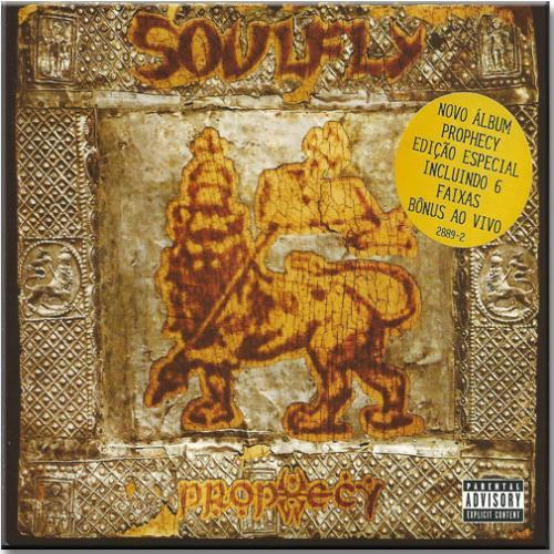 Cd Soulfly - Prophecy-deluxe