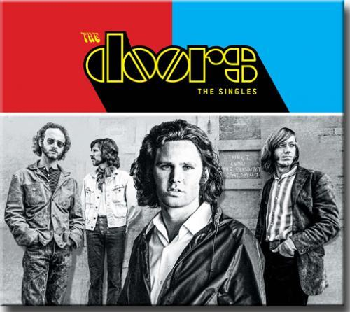 Cd The Doors - The Singles 2cds