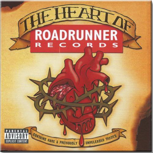 Cd The Heart of Roadrunner Record - Diversos Internacionais