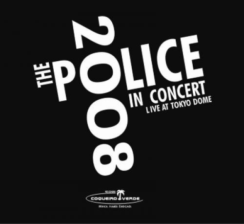 Cd The Police - in Concert Live at Tokyo Dome
