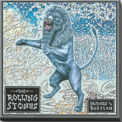 Cd The Rolling Stones - Bridges to Babylon (remasteriz