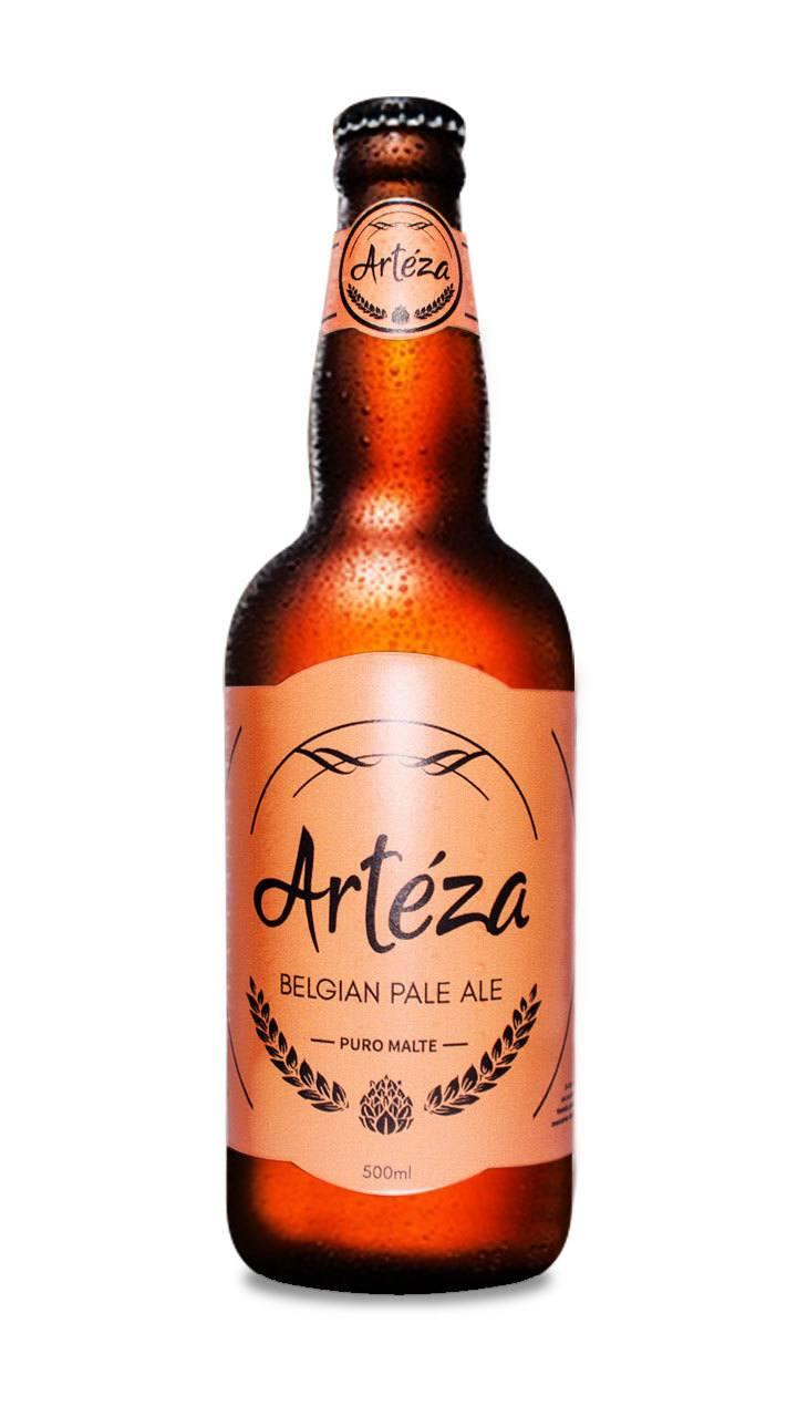 Cerveja Artéza Belgian Pale Ale 500ml