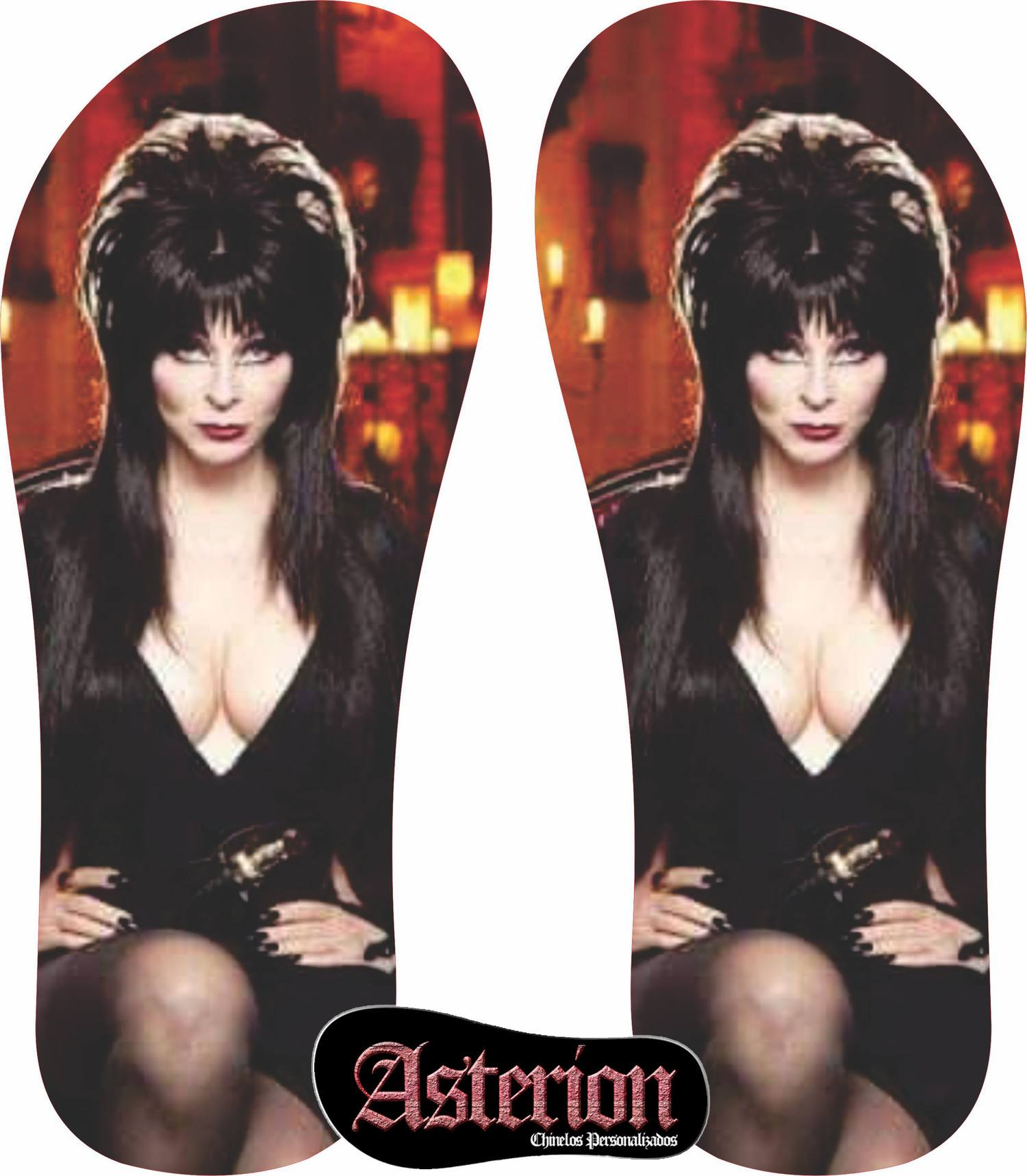 Chinelo Elvira – Asterion Chinelos Personalizados