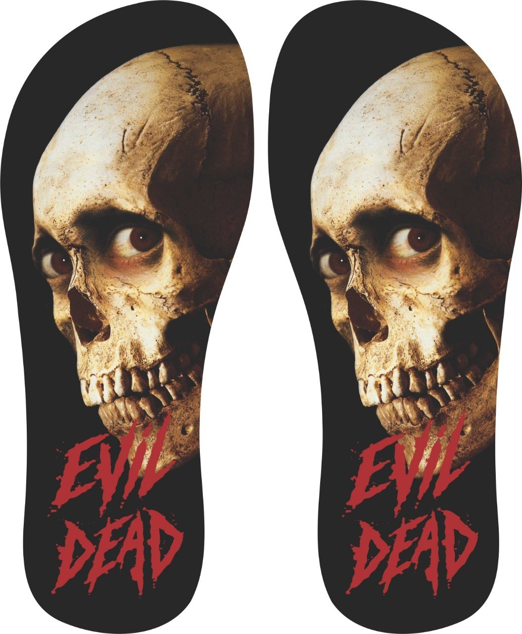 Chinelo Evil Dead 2 - Asterion Chinelos Personalizados