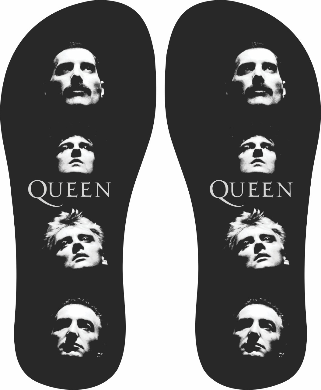 Chinelo Queen - Asterion Chinelos Personalizados