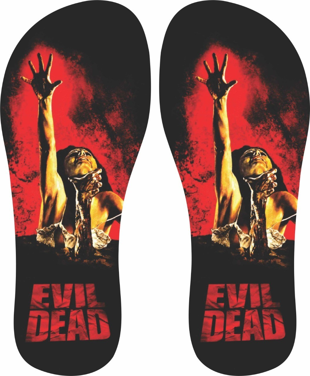 Chinelo The Evil Dead - Asterion Chinelos Personalizados