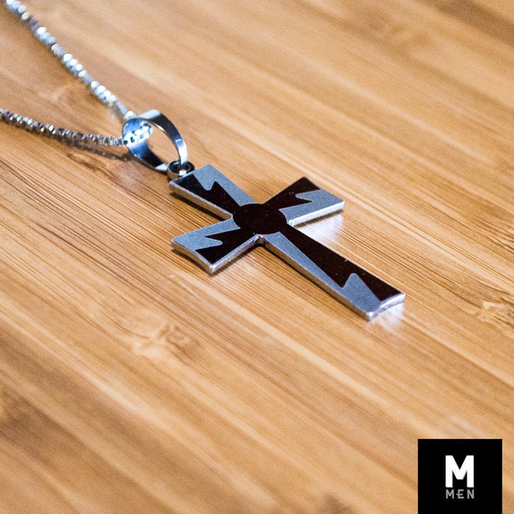 Crucifixo Rajado
