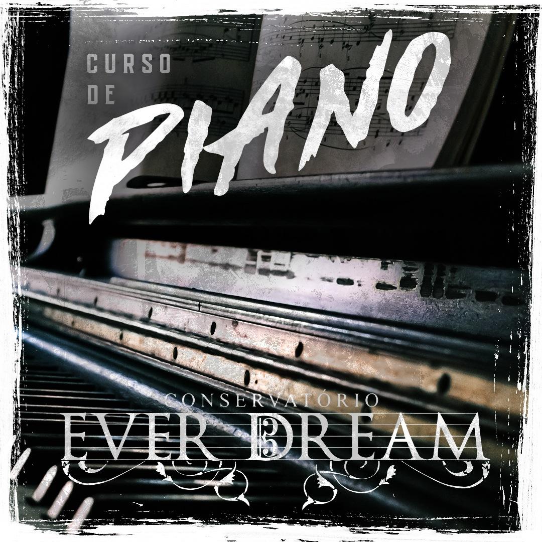 Curso Semestral Piano - Conservatório Ever Dream