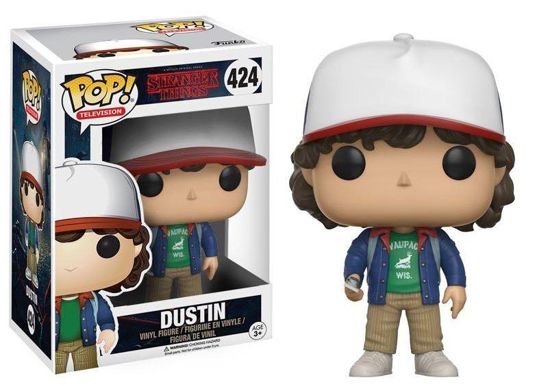 Dustin - Stranger Things - Funko Pop!
