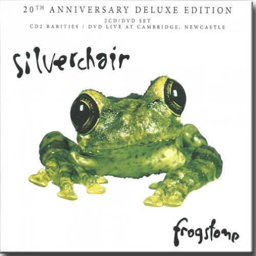 Dvd Silverchair - Frogstomp (20th Anniversary  de Luxe Edition) - Digipack 2 Cds+ 1 Dvd