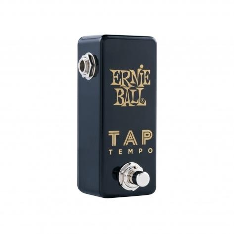 Ernie Ball Tap Tempo - Pedal de Efeito para Guitarra