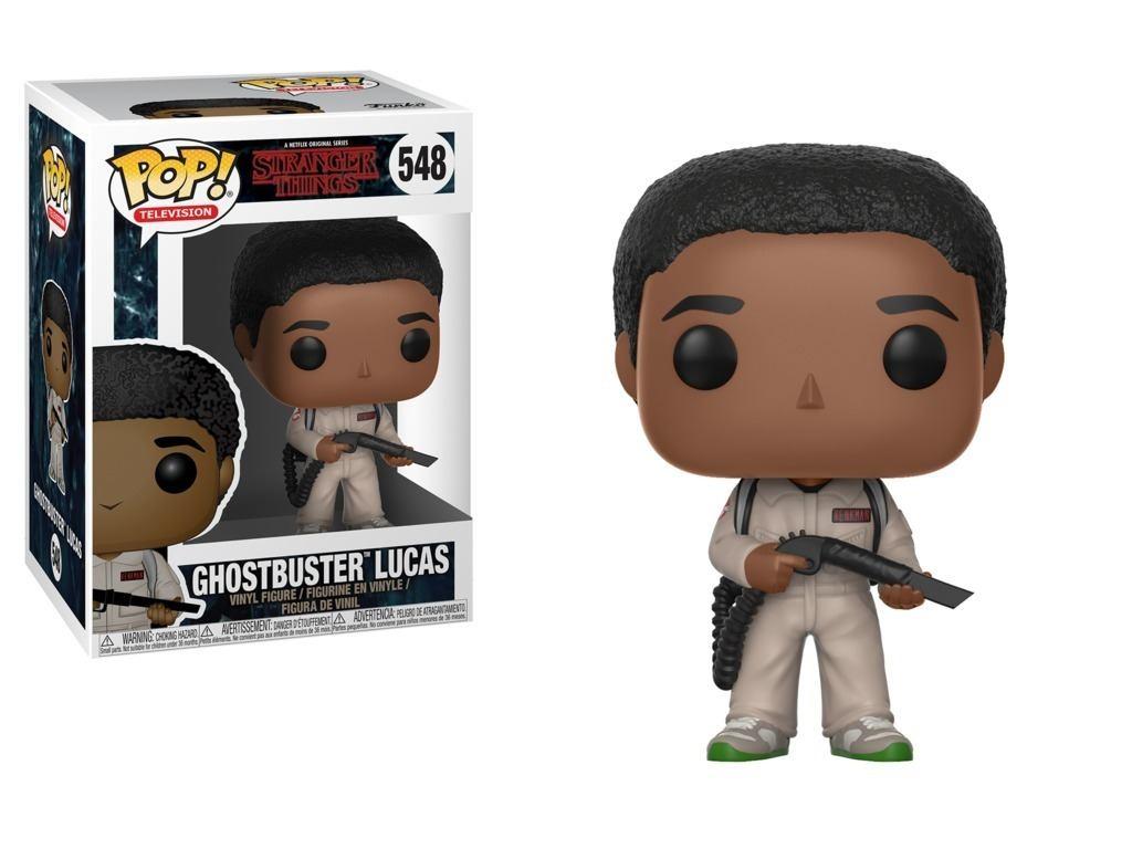 Ghostbuster Lucas - Stranger Things - Funko Pop!