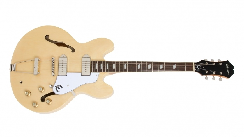 Guitarra Epiphone Casino Natural