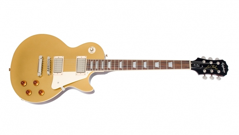 Guitarra Epiphone Les Paul Standard Metallic