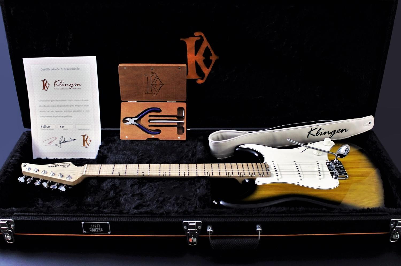 Guitarra STT Classic 2 -Tone Burst