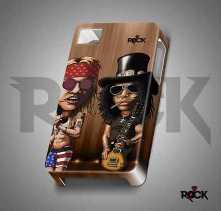 Guns n' Roses  - Capa de Celular Exclusiva