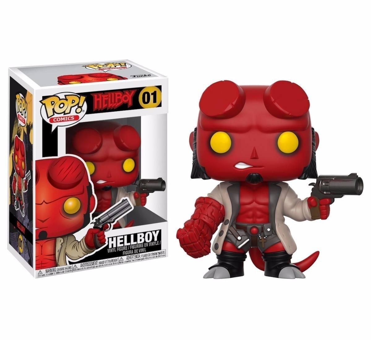Hellboy - Funko Pop!