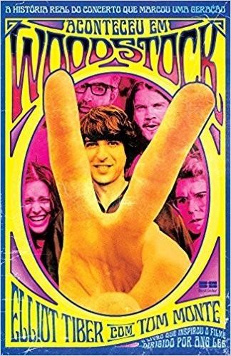 Livro - Aconteceu em Woodstock