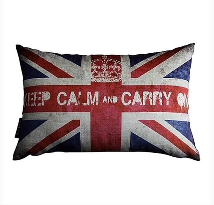 Almofada 30 Keep Calm UK – Rvalentim