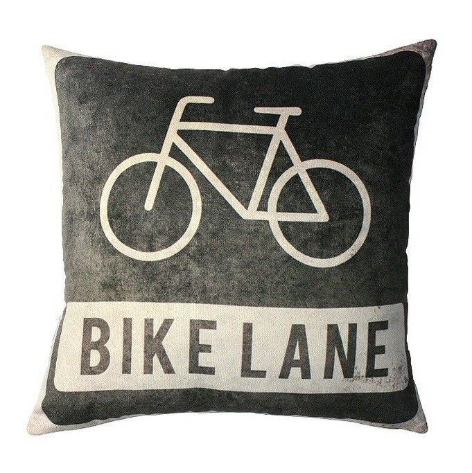Almofada 45 Bike Lane – Rvalentim
