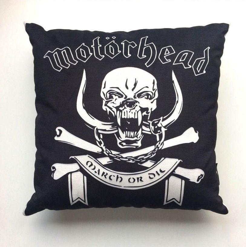 Almofada 45 Motorhead – Rvalentim