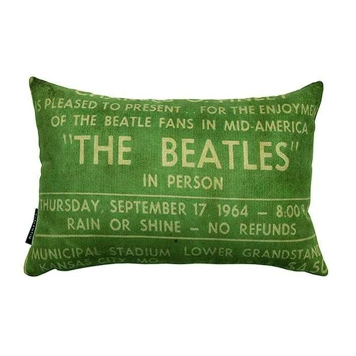 Almofada 30 Beatles Green – Rvalentim