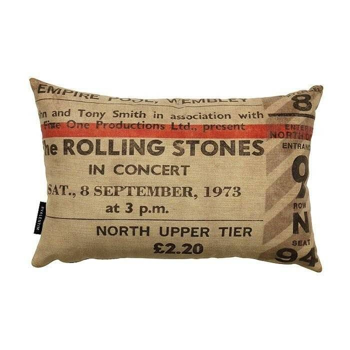 Almofada 30 Rolling Stones – Rvalentim
