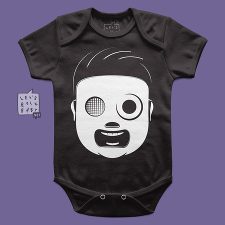 Body Infantil Baby Slipknot