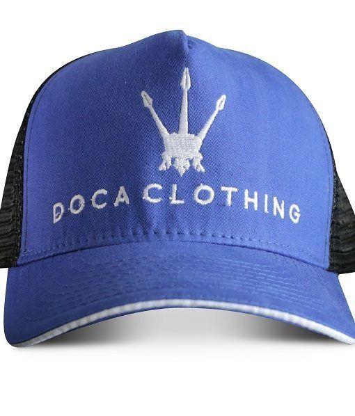 Boné Doca Clothing Tricolor