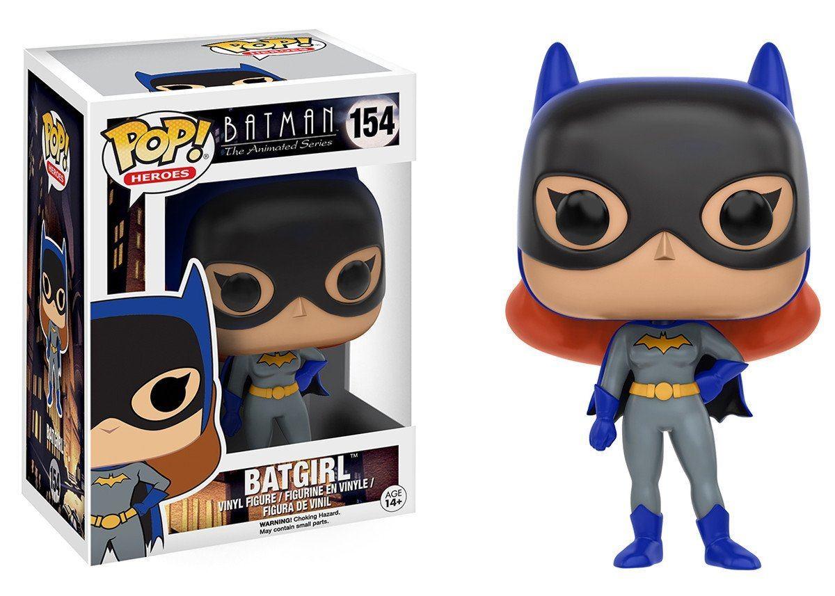 Boneco POP! Funko – Batgirl
