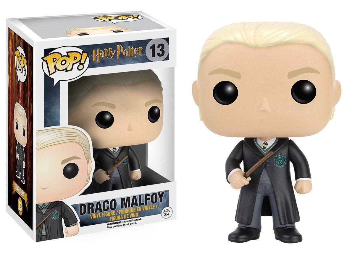 Boneco POP! Funko – Draco Malfoy