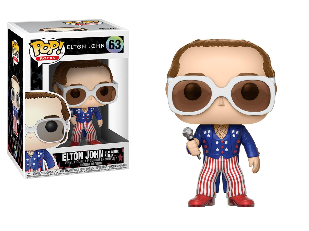 Elton John Funko Pop! - #63