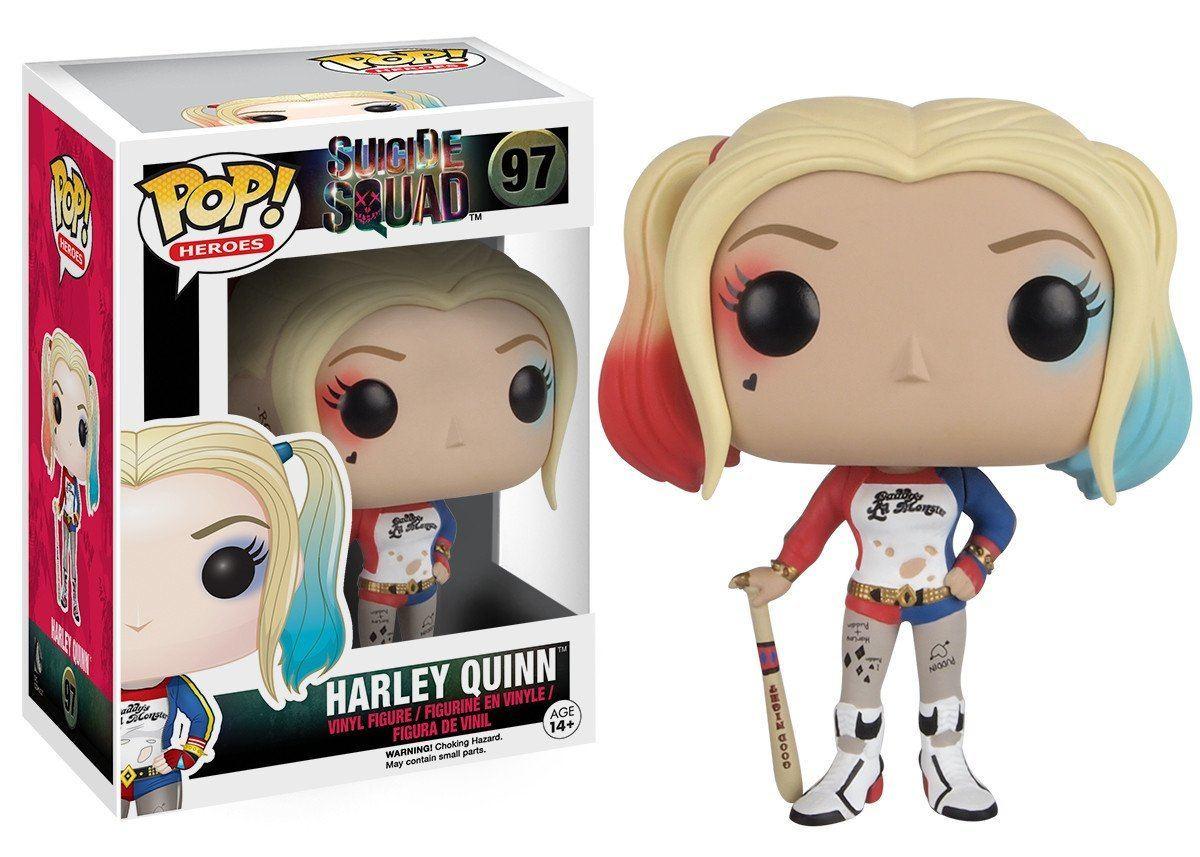 Harley Quinn - Funko Pop!
