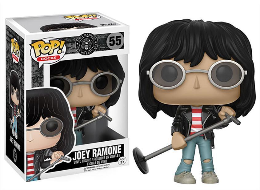 Boneco POP! Funko – Joey Ramone
