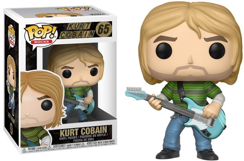 Kurt Cobain - Funko Pop!